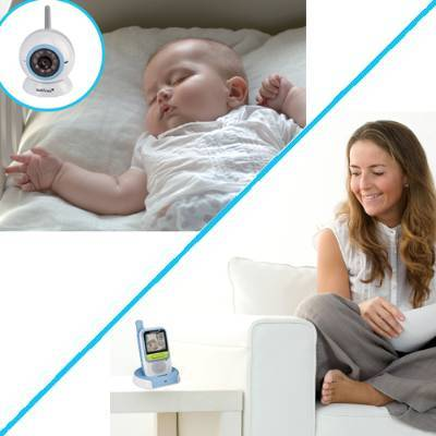 WIRELESS CAMERA WITH BABY MONITOR IN DELHI INDIA