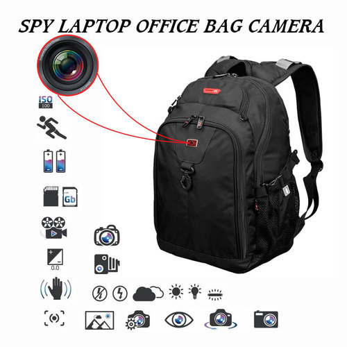 SPY CAMERA IN LAPTOP (OFFICE ) BAG FOR DAILY USE IN DELHI INDIA