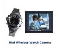 Spy Wireless Watch Camera With Dvr