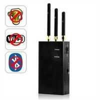 SPY 2.4 MHz WIRELESS CAMERA JAMMER IN DELHI INDIA