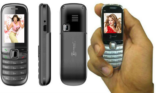 SMALLEST MOBILE PHONE IN THE WORLD IN DELHI INDIA
