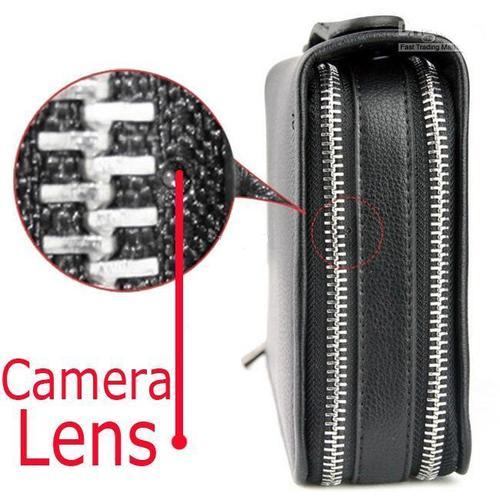 Spy Bag Camera 8 Hours Recording