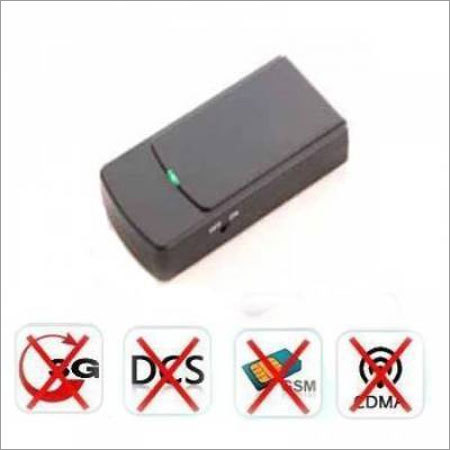 Spy Pocket Mobile Phone Jammer