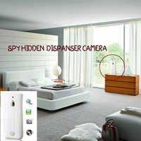Spy Hidden Secret Room Air Freshner Dispenser Cam