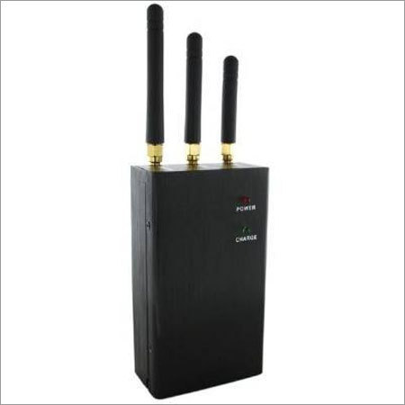 Spy Cell Phone Jammer