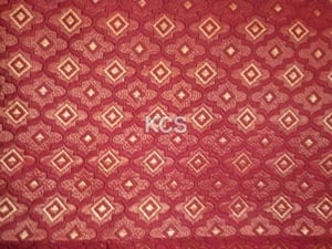 Red Quilts Fabric