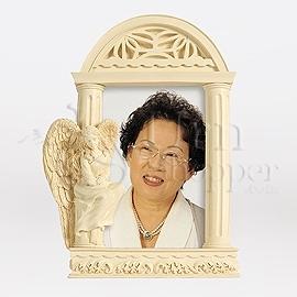 Angelic Courage Photo Frame