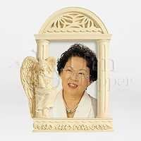 Angelic Courage Photo Frame