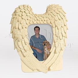 Angelic Guardian Photo Frame