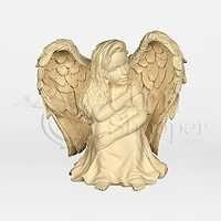 Forever Young Angelic Comfort Figurine
