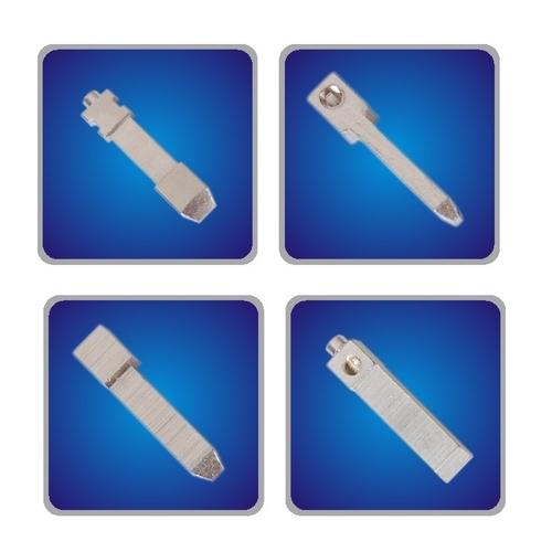 Brass Flat Plug Pin