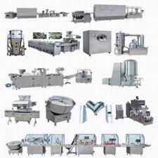 Pharmaceutical Used Machinery