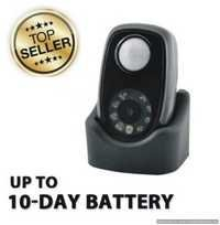 Motion Activated Night Vision Mini Spy Camera With