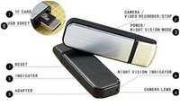 SPY HIDDEN SECRET USB TYPE SPY CAMERA NIGHT VISION IN DELHI INDIA