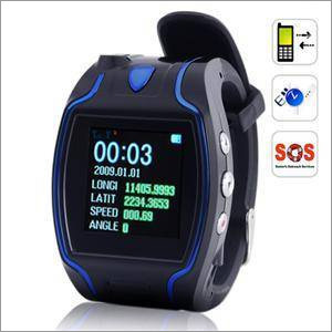 Spy Gps Tracker Watch Mobile