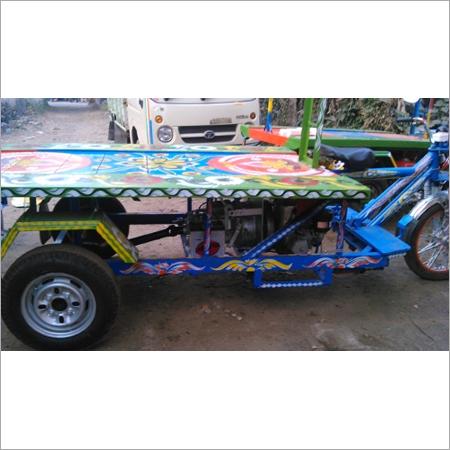 Tricycle Rickshaw Loader