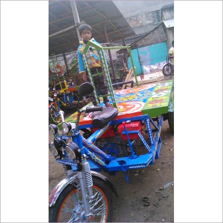 Three Wheel Motorized Tricycle