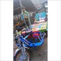 Three Wheel Motorized Tricycle