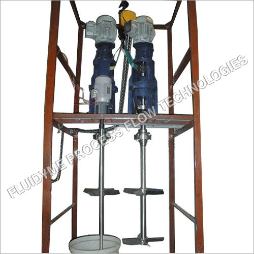 Agitator Equipment