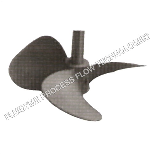 3 Blade Agitator Impeller