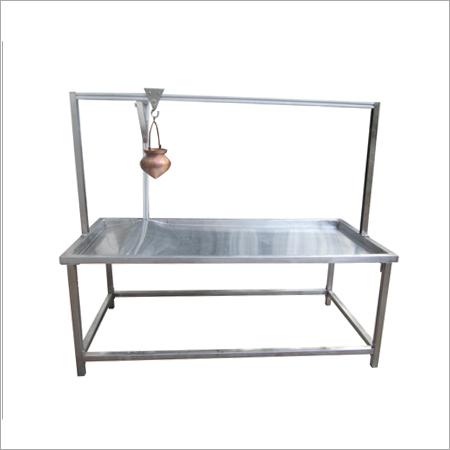 Sarwa Anng Shirodhara Table