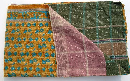 Unique kantha Quilts