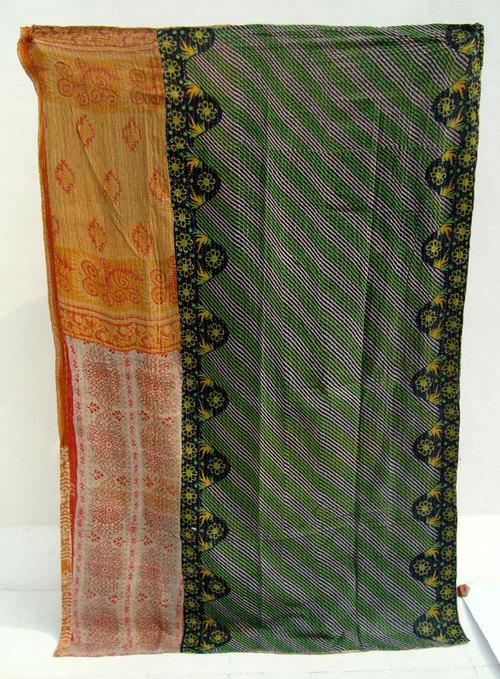 Cotton fabrics quilt