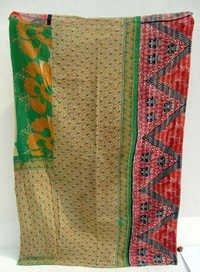Kantha designer quilt