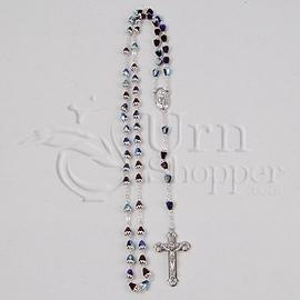 Garnet Crystal Rosary