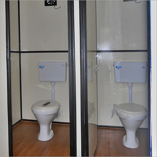 Partition Toilet Cabin