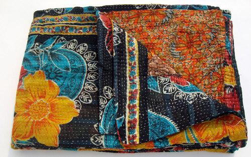 Comfort Kantha Blankets