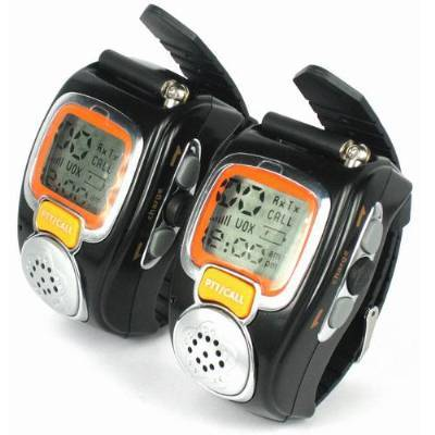 Spy Walky-Talky-Watches