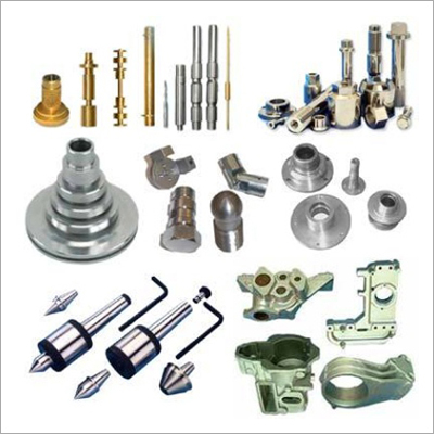 Precision Machinery Components