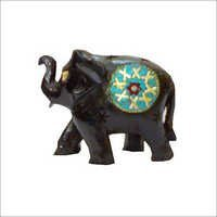 Black Elephant Wooden crafts