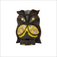 Black Owl Wooden crafts