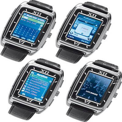 Mobile Watch Phone