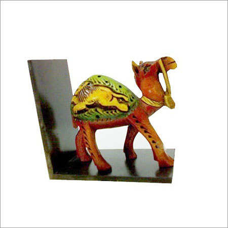 Wooden craft camel