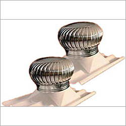 Turbo Air Ventilator & Ridge Vent