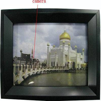 SPY PHOTO FRAME CAMERA