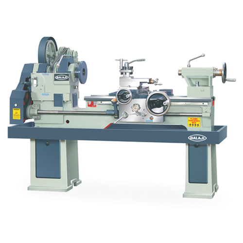 Cone Pulley Medium Lathe Machine