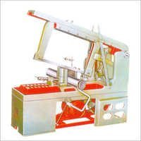 Hydraulic Hacksaw Machine