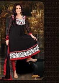 Georgette Anarkali Salwar Suit