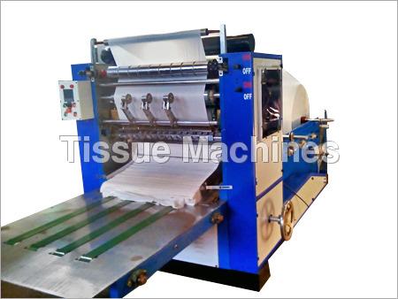 4 Line Facial Tissue Machines