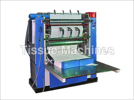 2 Line Facial Tissue Machine