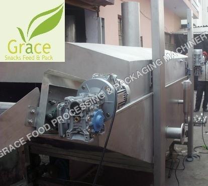 Pellet Frying Line 1000kg