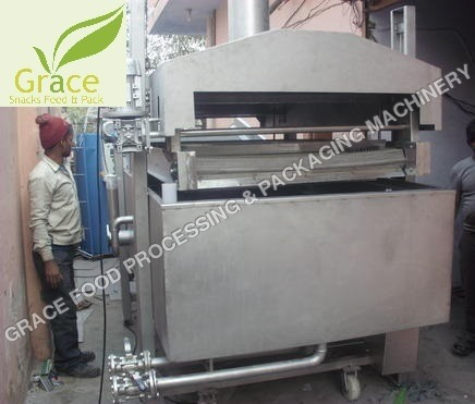 Automatic Frying Machine