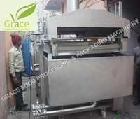 Continous Kurkure Frying Machine