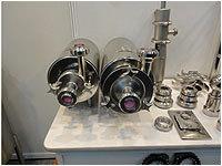 Industrial Lobe Pumps