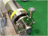 Stainless Steel Centrifugal Pumps