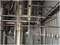 Industrial Vacuum Evaporating Plant